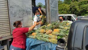 Governo do Amazonas entregou 12 toneladas de produtos agrícolas a 10 entidades socioassistenciais