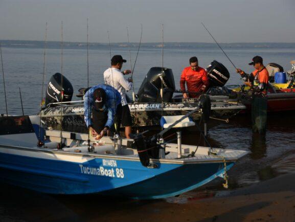Torneio de pesca esportiva retorna com apoio do Governo do Amazonas