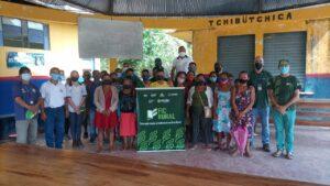 Sepror realiza curso de Agricultura Indígena na aldeia Umariaçu, em Tabatinga